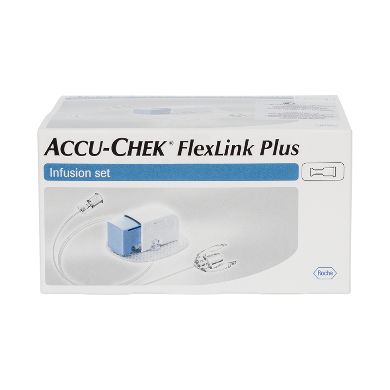 Набор инфузионный Акку-Чек ФлексЛинк ПЛЮС (Accu-Chek FlexLink Plus) 8/40